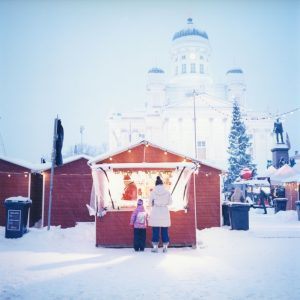【ギフトにも♪】かわいい♡ 海外のクリスマスマーケットがいっぱい! 今城純 写真展&写真集『encase』