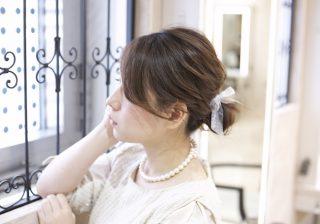 2016年のクリパは横顔モテ♡ くるりんぱで簡単