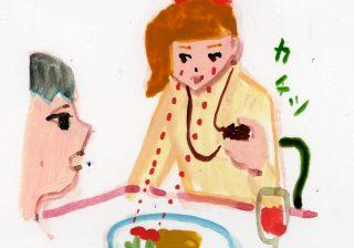 """「食べ物は10秒見てから食べる」ダイエットの近道""""脳食べ""""をマスターせよ!"""