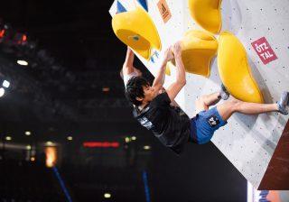 世界ランキング1位! 20歳のクライミング系「忍者」に注目!!