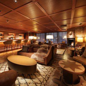 暖炉で女子会♪ 札幌の街でロッジ体験ができる新ホテル『UNWIND HOTEL&BAR』