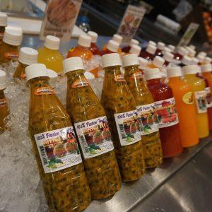 バンコク高級スーパー編 海外スーパーチェック! 美容に最高♡フレッシュジュースもココナッツオイル製品も豊富