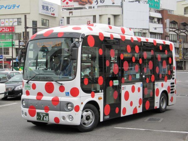 タウンスニーカー 水玉乱舞号 (2) (800x600)