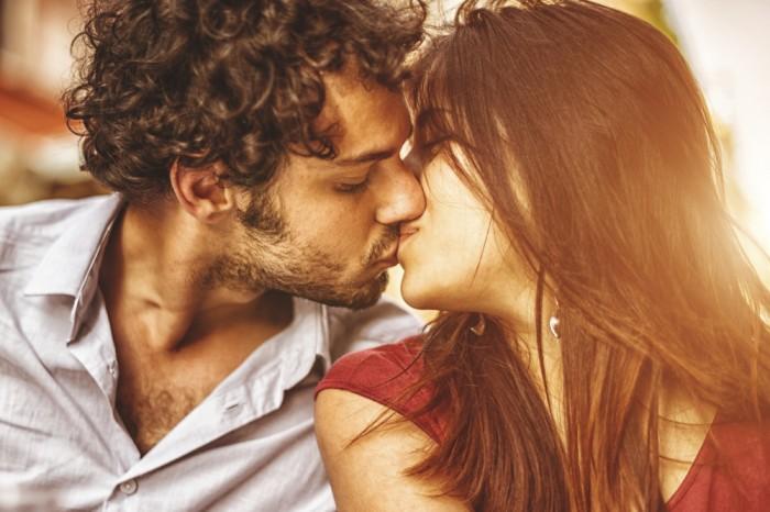 久しぶりの情熱的なキス。