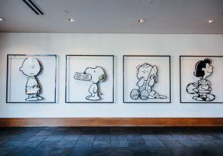 萌えおしゃれ! スヌーピーの聖地、米サンタローザ『シュルツミュージアム』