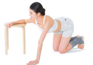 健康を害する「体幹」衰退…胸のストレッチで改善!