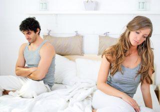 気分がノらないときのセックス。彼からの誘いを断ってもいい?|女は心で濡れる 女は心で濡れる #26