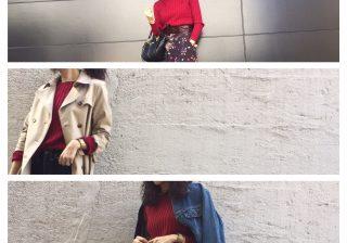 ユニクロのワイドリブセーターコーデで春トレンド満載!|デイリーブランド着回し3Days #16
