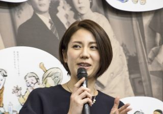 松下奈緒さん驚きの展示品も!『追悼水木しげる ゲゲゲの人生展』