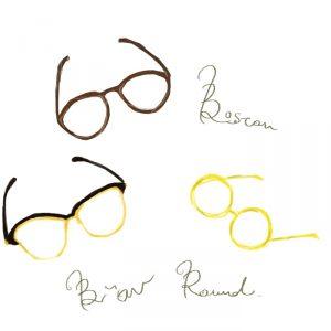 知的&おしゃれOLに変身♡ 顔タイプ別メガネのかけ方講座|デキるOLマナー&コーデ術 ♯22