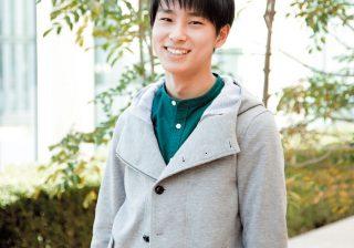史上最年少受賞! 16歳高校生作家・青羽悠の転機は伊坂幸太郎