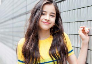 14歳モデル・ハーヴィー瑛美、海外進出のためにアメコミ読破?