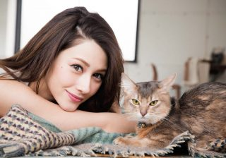 ダレノガレ明美「私にはこの子たちがいる」 愛猫家ぶりがハンパない!
