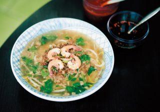 担仔麺、意麺…台南で食べたい麺の店3軒♪