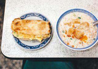 台湾グルメは朝から始まる! 癒しのあったか○○スープ