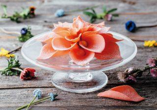 """食べられる花!? 手土産に最適なドミニクアンセルの""""花びら""""スイーツ♪"""