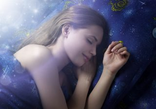 【仰天! あの夢を見れば恋が叶う!?】夢の力で幸運を引き寄せる開運術!