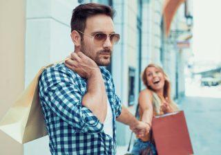 全然楽しくないんだけど…買い物デートで彼がイライラしちゃうNG行動