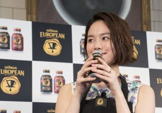 筧美和子さんがバリスタに?! おいしいコーヒーの淹れ方を学ぶ!