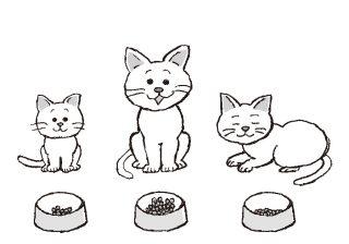 猫フードに「黒い食材」をトッピングすると良い理由…