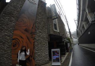 【1か月ラブホ生活 in東京】壁一面に広がるアレでもっと燃えちゃう♡ #9