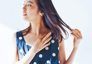 パサパサ髪とサヨナラ! 紫外線から髪を守る「4つのケア」