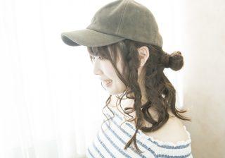 アウトドアにピッタリ♡ 周りと差がつく簡単帽子アレンジ #28