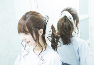 【10分で大人モテヘア♡】ボリュームUPポニーテールアレンジ #27
