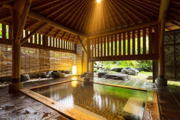 【界日光】温泉露天風呂