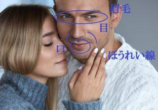 【衝撃!男の恋愛人相学】顔から「恋人向きor旦那向き」が分かる!?