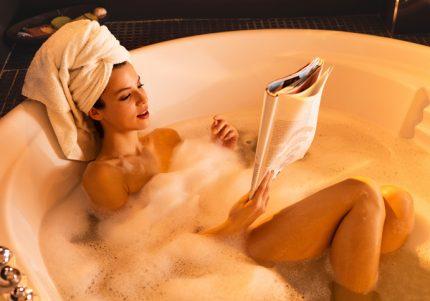 寝苦しければ湯舟へ! ほてった体もスッキリ!「夏のお風呂の入り方」