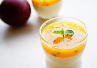 夏スイーツ簡単レシピ! 彼と食べたい『パッションフルーツのムース』。