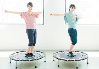 乃木坂46が思わず夢中! 体幹に効く「ユーバウンド」って何だ?