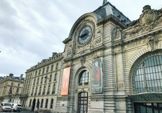 【意外!?】パリのオルセー美術館、実は昔アレだった…正解は?