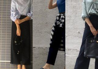 【スタイルアップも自由自在!】ユニクロ最旬ワイドジーンズ着こなし3選!|デイリーブランド着回し3Days #35