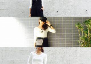 【秋冬まで使える♡】ユニクロのリブバレエネックTシャツを着まわし!|デイリーブランド着回し3Days #36