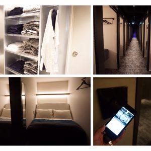 【キーはiPod!】京都でSNS世代にぴったりの新型カプセルホテルに泊まった!