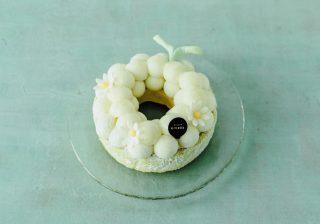 夏にやみつき~ メロンの香りにうっとりのアイスケーキ!