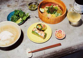 ベトナム料理にワイン! 注目の外苑裏エリアで噂のレストラン