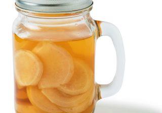 【レシピ】おいしくツヤ肌! 「酢レモン」「酢しょうが」のパワー