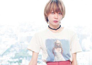 モデル・女優のSUMIREが「今挑戦したいこと」って?