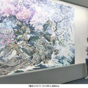 【細かっ!!】『池田学展』でオドロキの超細密画を見てきた!