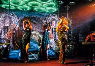 香港新発見隠れ家バーでグラマラスな夜を。