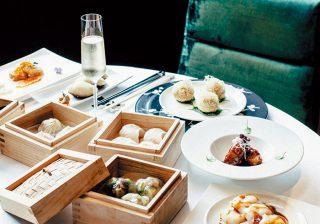 香港新発見バブリーブランチで高揚感MAXの週末を。