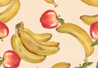 【性的欲求不満♡心理テスト】紙に「バナナとリンゴ」を描いてみて