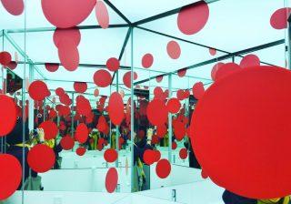 【トイレが…!!】新オープン! あの草間彌生美術館に行ってきた