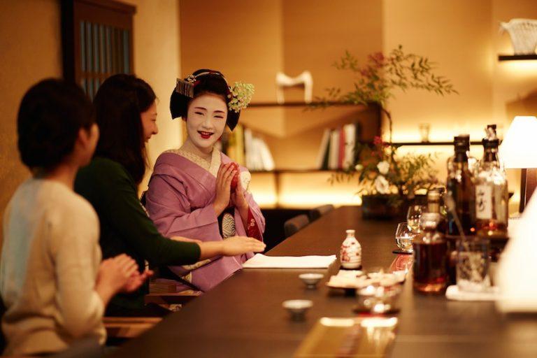 【星のや京都】お座敷遊び2