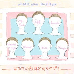 丸顔、面長…私ってどんな顔? わかりやすい「顔のかたち診断」
