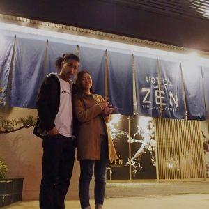 【10日間ラブホ生活 in 大阪】夜景と旅館気分を楽しめるラブホテルとは?