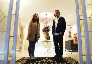 【10日間ラブホ生活 in 大阪】シックで高級感あふれる好立地ラブホテル